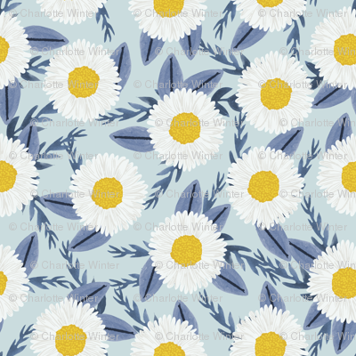 daisies cute flowers florals daisy painted watercolor