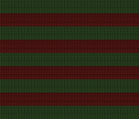 Freddy's Sweater fabric by thecalvarium on Spoonflower - custom fabric