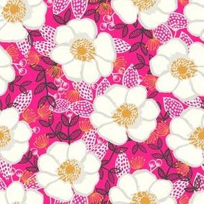 flowers pink girls cute girly sweet florals flowers