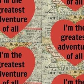 Greatest Adventure of All