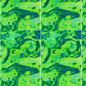 Frog Kaleidoscope