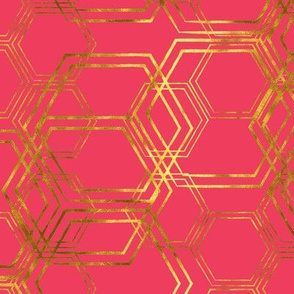Hexagold Pink