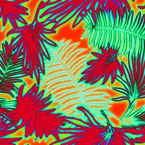 RAINBOW PALMS