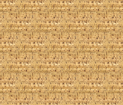 16-20J Light Cork Horizontal|| Tan brown gold _Miss Chiff Designs fabric by misschiffdesigns on Spoonflower - custom fabric