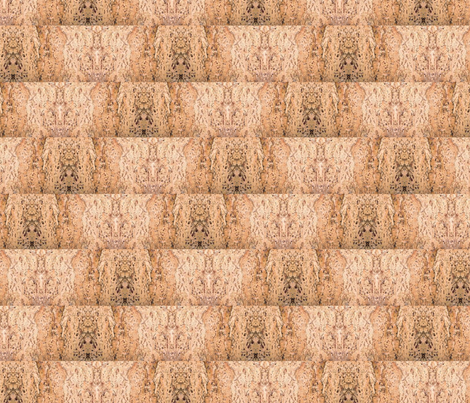 Cork Tiles_Miss Chiff Designs fabric by misschiffdesigns on Spoonflower - custom fabric