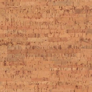 Soft  Cork || Tan brown gold_Miss Chiff Designs.