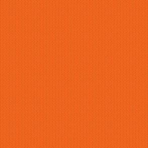 Pollen Dots - Orange Tang  on Paw-Paw