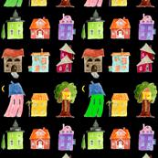 Fairy-tale houses