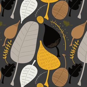 Autumnal Grace - Dark