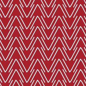 Red Hillsides