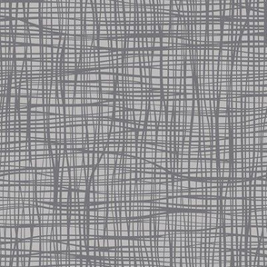Grid  Stripes  Geometric Grey