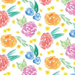 Loose Floral