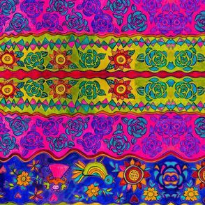 Folk  Art Fabric