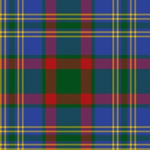 Cork district tartan, bright