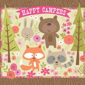 Happy Campers Big Horizontal