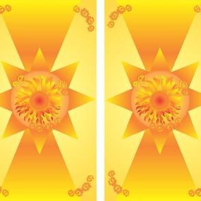 Sun/flower