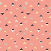 Geometric Pastel Map