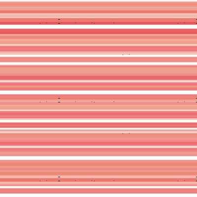 coral gemstone stripe