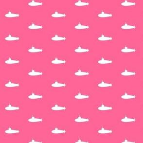 Tiny Subs (Pink)