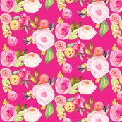 Rrrwatercolor_floral_pink_and_yellow_magenta_shop_thumb