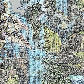 Chessna's Castle Tapestry