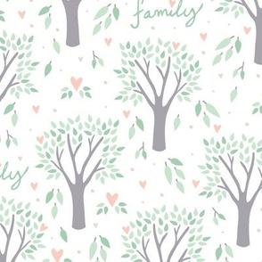 Heart of the Family Tree