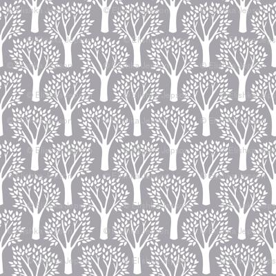 Family Tree (Gray)
