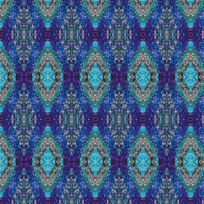 Blue Diamond Argyle