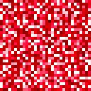 ruby red pixels
