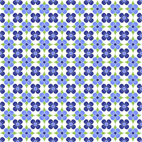 Matriochka Coordinate (Pattern 2) fabric by vannina on Spoonflower - custom fabric
