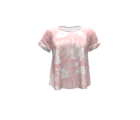 Aloha Lace Rose Quartz 150