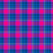 Colors of Scottish Heather Tartan