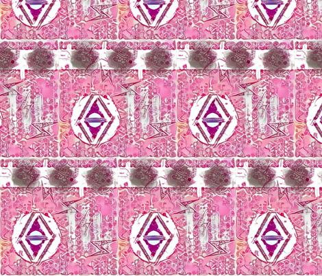 Magenta  Wonder fabric by gargoylesentry on Spoonflower - custom fabric