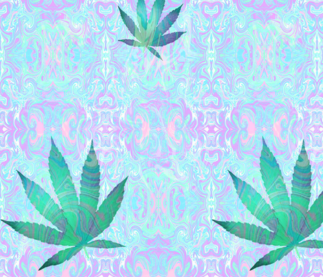 90SWEED fabric by eleacanna on Spoonflower - custom fabric
