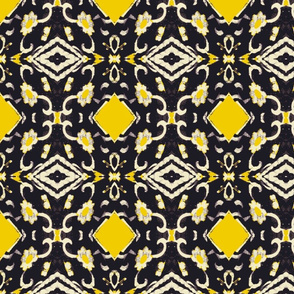 Gujarati Java Jive Yellow