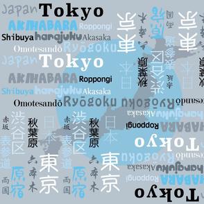 "Traveling Tokyo ""Arctic"""