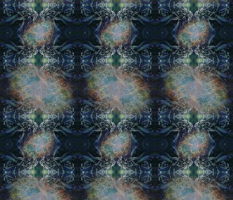 nebulaweed fabric by eleacanna on Spoonflower - custom fabric