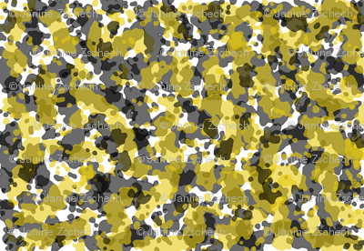 Camouflage Yellow