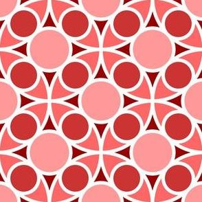 05486979 : R4 circle mix : red