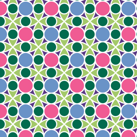05487023 : R4 circle mix : doctor I'm seeing spots fabric by sef on Spoonflower - custom fabric