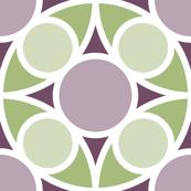 R4X circle mix : geometric
