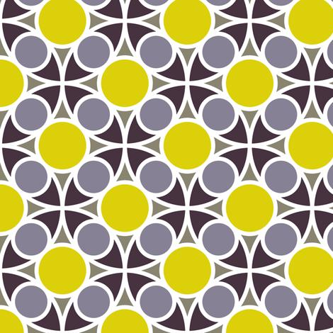 05487050 : R4 circle mix : dreamy fabric by sef on Spoonflower - custom fabric
