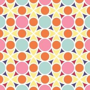 05487053 : R4 circle mix : spring quilt