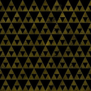 Grunge Triangles