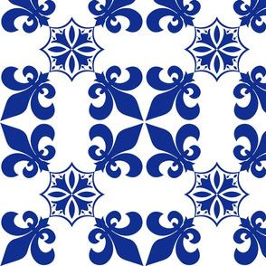 Moroccan Tile 1#