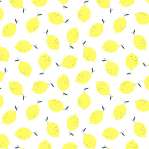 Lemon prints.