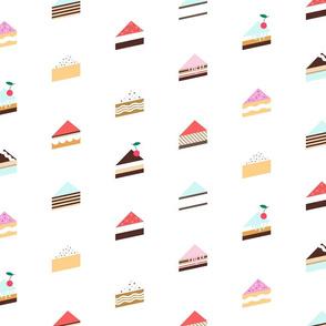 Cake pattern.