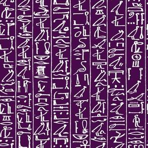 Papyrus of Ani // Purple // Small