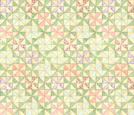 Quilt fabric by susanbranch on Spoonflower - custom fabric