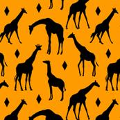 Geo Giraffes - Saharan Sun